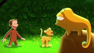 Curious George (#1) - Upside Down (Song) HD