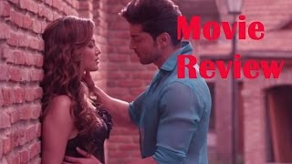 Wajah Tum Ho Movie Review | Vishal Pandya | Sana khan & Gurmeet Choudhary | Sharman Joshi