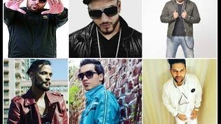 Badshah, rafftar, ikka and other rappers respect Bohemia