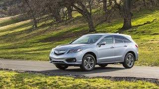 Acura RDX 2017 Car Review