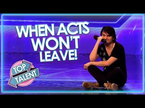 When Acts WON T LEAVE Got Talent X Factor and Idols Top Talent