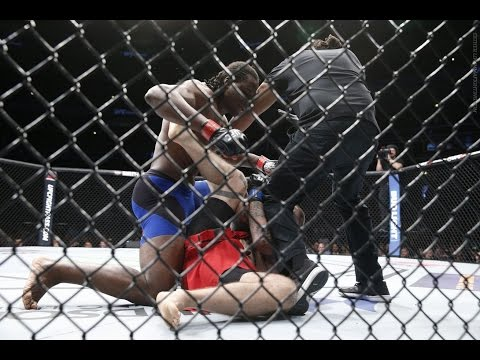 Francis Ngannou vs. Bojan Mihajlović Full Fight UFC