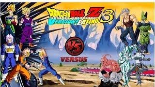 DRAGON BALL Z BUDOKAI TENKAICHI 3 LATINO VERSION FINAL GAMEPLAY PART 21