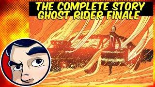 Ghost Rider (Robbie Reyes) Finale - Complete Story