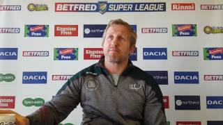 Denis Betts Press Conference - Salford Red Devils Preview
