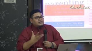 Diskusi Buku The Collapse of Parenting oleh Dr Leonard Sax
