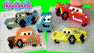 AquaBeads Cars 3 Toys Playset DisneyPixarCars3 Character Set Cruz Ramirez Water Beads