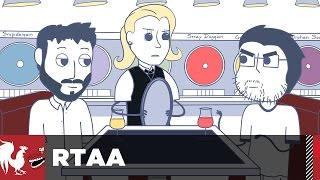 Rooster Teeth Animated Adventures - Gus and Geoff Start Some Shit