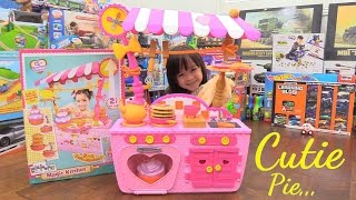Pink Cooking Playset for Little Girls. Lalaloopsy Magic Kitchen Unboxing and Playtime w/ Maya