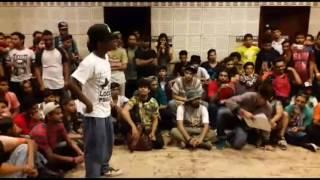 Saurabh VS Suraj   Locking VS Krump Battle   2016
