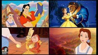 Impresionante Mensaje Oculto en la Bella y la Bestia | Disney