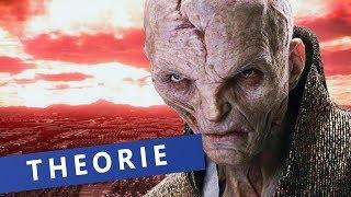 Star Wars: Wer ist Snoke wirklich? | Die Theorie zu