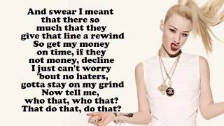 Iggy Azalea-Fancy (lyrics)