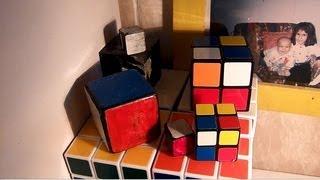 كيف تصنع مكعب روبيك 1x1x1 بنفسك ؟