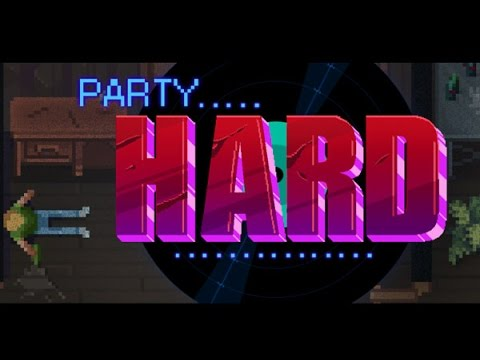 Magnasword2, Actual Serial Killer? | Party Hard Cop Playthrough #1