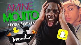 Amine Mojito dans le bain de Jeremstar - ANALYSE