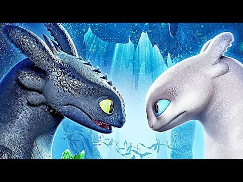 How To Train Your Dragon 3: The Hidden World | official trailer (2019)