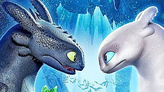 How To Train Your Dragon 3: The Hidden World   official trailer (2019)