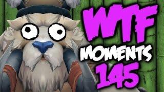 Dota 2 WTF Moments 145