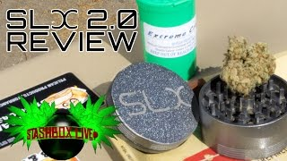 SLX GRINDER REVIEW - The Perfect Grinder? SLX 2.0 - Put to the Test | The StashBox