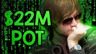 CHARLIE CARREL breaks down his CRAZY BLUFF from the $10'000 Buy-in SCOOP MAIN EVENT on Pokerstars
