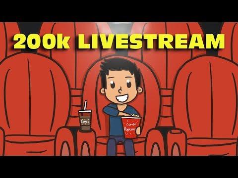 200k Subscriber Livestream   Let Me Explain