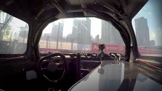 Devbot Fully Autonomous Flying Lap in Hong Kong