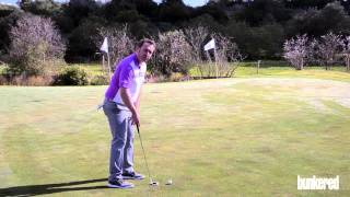 Golf Tips: How to hole more putts