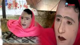 आधी लड़की, आधी लोमड़ी | Watch Amazing Girl, Half Woman Half Fox