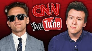 Casey Neistat Responds to Controversy and Backlash, Reveals Beme's Future, and Much More!