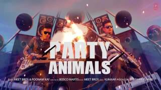 Party Animals   Full Video Song   Meet Bros, Poonam Kay   New Song 2016