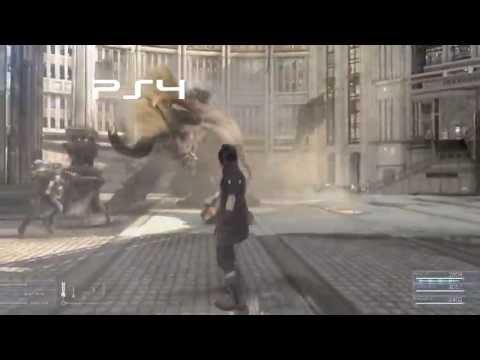 PS1 Vs. PS2 Vs. PS3 Vs. PS4 Gameplay Graphics Comparison  [HD]