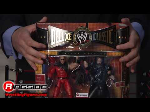 Undertaker & Kane Exclusive Classic Deluxe Jakks WWE Figures RSC Figure Insider