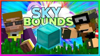 Minecraft - SOOO MUCH COOL STUFF!   Ep. 4 of Skyblock on Skybounds