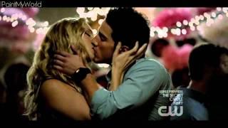 Tyler & Caroline Sex Scene - The Vampire Diaries 03x01