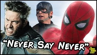 Fantastic Four & X-Men in the MCU Never Say Never Kevin Feige