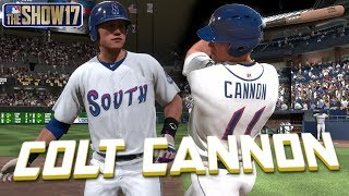 MLB The Show 17 Colt Cannon Road To The Show EP9 AA All Star, AAA Call Up? MLB 17