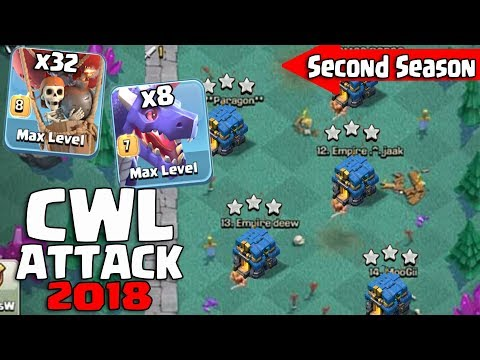 Xxx Mp4 CWL Attack 2018 8 Max Dragon 32 Max Balloon Hit 3Star 3 Inferno TH12 Base Clash Of Clan 3gp Sex