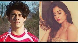 Shahrukh Khan's Son Aryan Khan & Sridevi's Daughter Jhanvi Kapoor Headed To The Same School