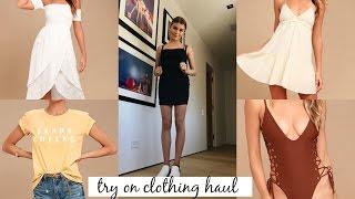 Lulus Try On Clothing Haul l Olivia Jade