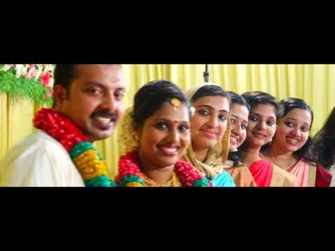 kerala  wedding Highlights Sagish + Reshma