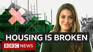 This Matters: UK housing is broken, can anyone fix it? - BBC News