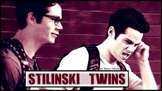 STILINSKI TWINS - Stiles and Stuart; [sterek, stydia]