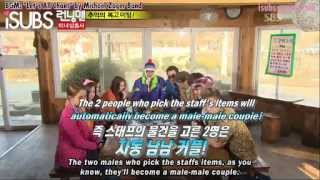 Running Man Ep 80 [Eng Sub] Part 2 of 7: Hyomin, Im Soo Hyang, Go Ara