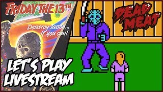 Friday the 13th NES VIDEO GAME Let