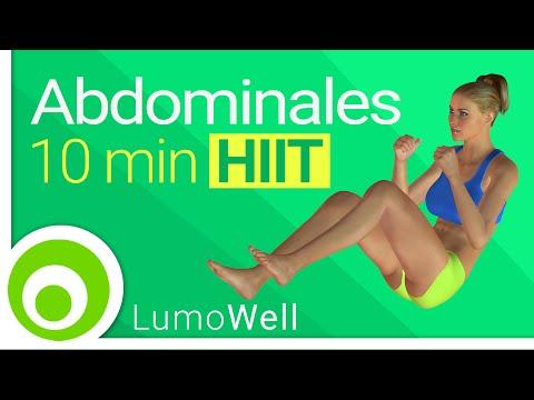 Abdominales en 10 minutos ejercicios para tener un vientre plano