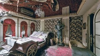 ABANDONED LOVE HOTEL Unexpected Find!!!