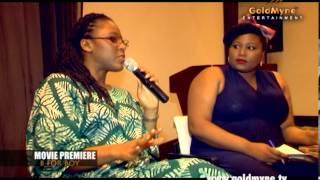 Nigerian's Chika Anadu's New Film 'B For Boy' Premiered in Lagos