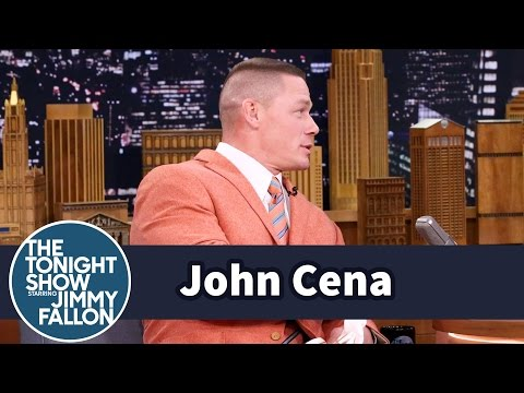 John Cena Has a Trick to Remember WrestleMania s Return