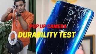 Redmi K20 Pro Pop Up Camera Durability Test | SCRATCH WATER BEND DROP | Gupta Information Systems